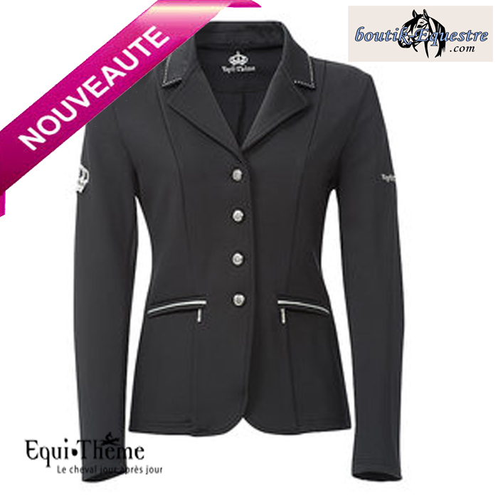 Veste de concours equitation femme pas cher