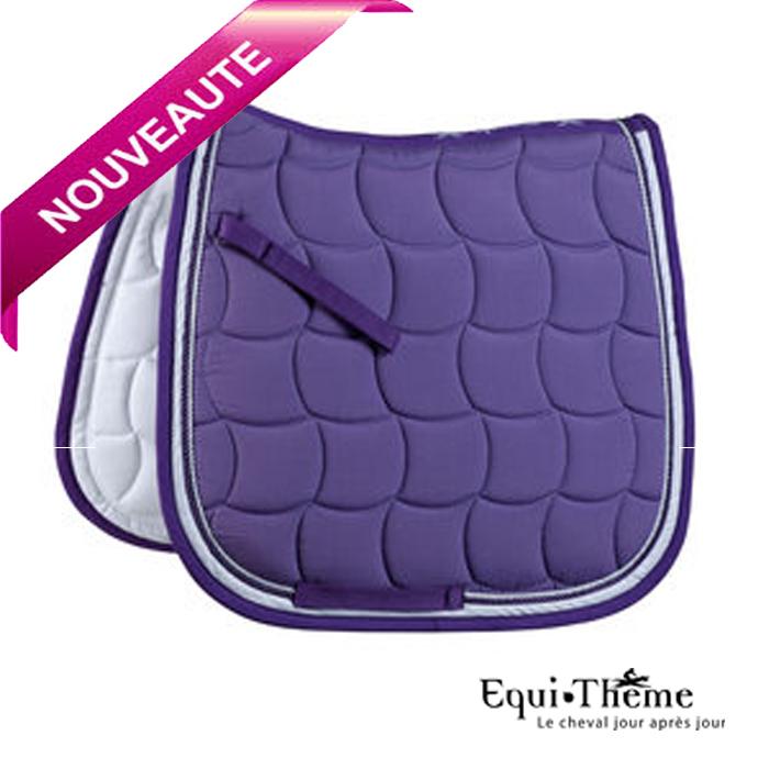 Chabraque Equi Th Me Ligne Violet Blanc
