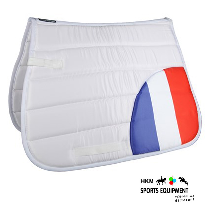 Tapis De Selle Hkm Flags Corner France