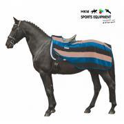 Couvre reins HKM colour stripes