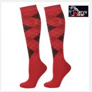 Chaussettes Harry Horse Carre