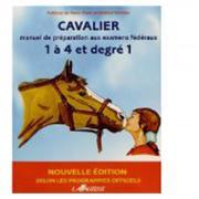 Livre �quitation Cavalier 1-4