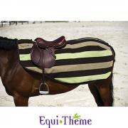 Couvre-reins Stripe EQUI-THEME