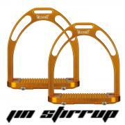 Etriers Aluminium Jin Stirrup