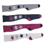 Chaussettes HKM Star