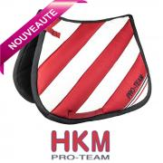 Tapis de selle HKM Boston Stripes